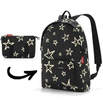 <Reisenthel>ミニマキシリュックサック STARS