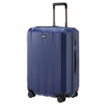 <ストラティック>PARALLEL スーツケース ドリンクホルダー 中型 4輪大径ダブルホイール 68L