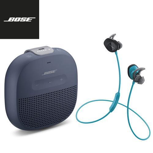 【ANAセレクション特別企画】<BOSE>Bluetoothヘッドフォン&スピーカー(ブルー系セット)