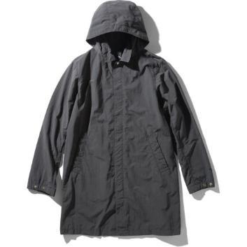 <ザ・ノース・フェイス>【撥水】【パッカブル】ロールパックジャーニーズコート