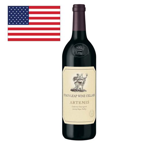 <スタッグス・リープ・ワイン・セラーズ>アルテミス・カベルネ・ソーヴィニヨン【2018】(赤ワイン)