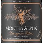 <モンテス>モンテス・アルファ・スペシャル・キュヴェ・ソーヴィニヨン・ブラン【2019】白ワイン(エノテカ)