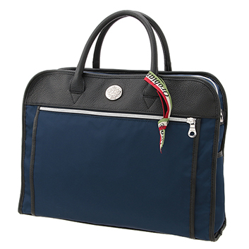 【タカシマヤセレクト】<オロビアンコ>Orobianco ANAセレクション限定モデル「Bicolo」 ブリーフバッグ