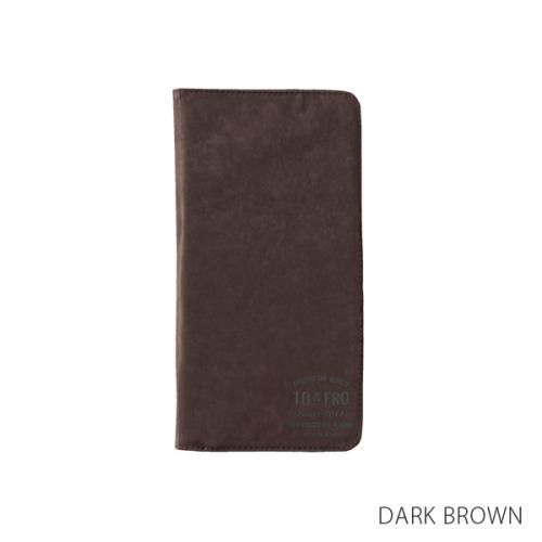 <TO&FRO>PASSPORT COVER