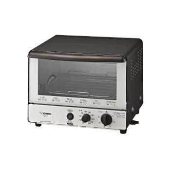 <象印>オーブントースター こんがり倶楽部 EQ-SA22-BW