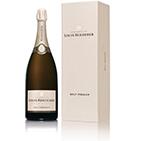 【世界No.1シャンパーニュメゾン】<ルイ・ロデレール>ブリュット・プルミエ・マグナム【NV】白シャンパン(エノテカ)