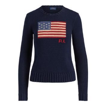 <ラルフ ローレン>アメリカンフラッグ セーター