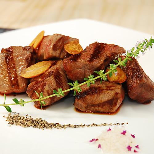 日本ブランド牛6選ひと口ステーキ