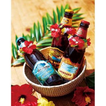 <コナ・ブリューイング・カンパニー>コナビール3種3本セット