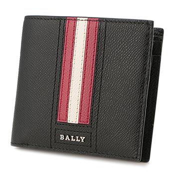 <BALLY>TEISEL.LT 2つ折財布小銭付き