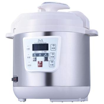 <D&S>家庭用マイコン電気圧力鍋2.5L