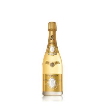 <ルイ・ロデレール>クリスタル【2012】白シャンパン(エノテカ)
