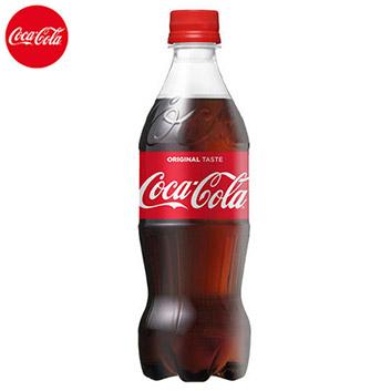 <コカ・コーラ>コカ・コーラ500ml×24本