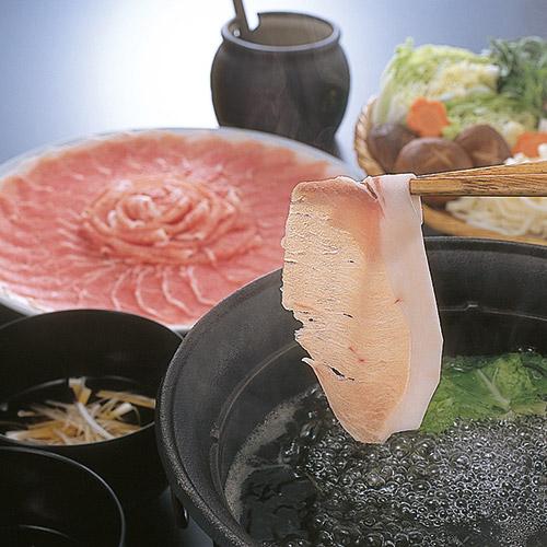 <平田牧場>金華豚 ロースしゃぶしゃぶギフト