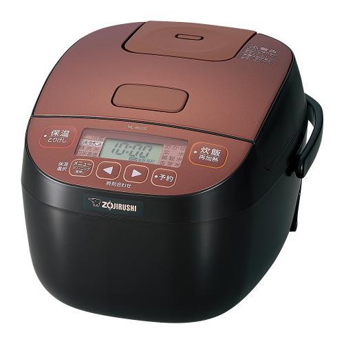 <象印>マイコン炊飯ジャー(3合炊き)NL-BC05-TA/WA