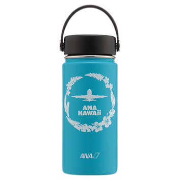 <ANAオリジナル>Hydro Flask ANA HAWAiiボトル&フリップキャップセット パシフィック