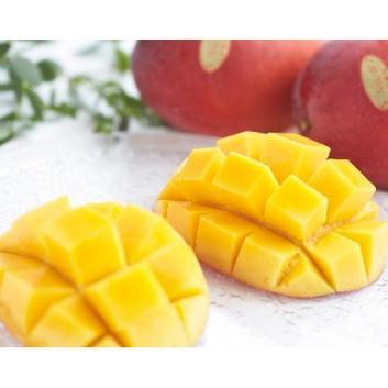 沖縄県長嶺農園「林檎」マンゴー1kg(2~3玉)