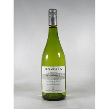 <ロス・ヴァスコス>ソーヴィニヨン・ブラン【2020】(白ワイン)