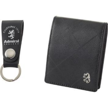 【タカシマヤセレクト】アドミラル パス付き小銭入れキーリングセット