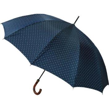 【タカシマヤセレクト】甲州織 紳士手開き長傘