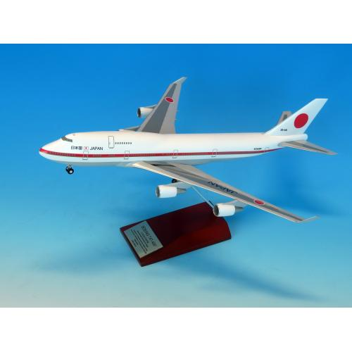 <ANAオリジナル>JG20151 1:200 BOEING 747-400 20-1101 政府専用機 ABS完成品