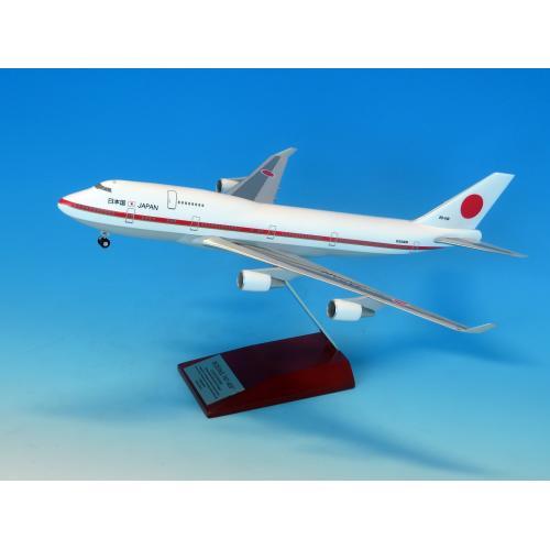 <ANAオリジナル>JG20152 1:200 BOEING 747-400 20-1101 政府専用機 ABSスナップフィット