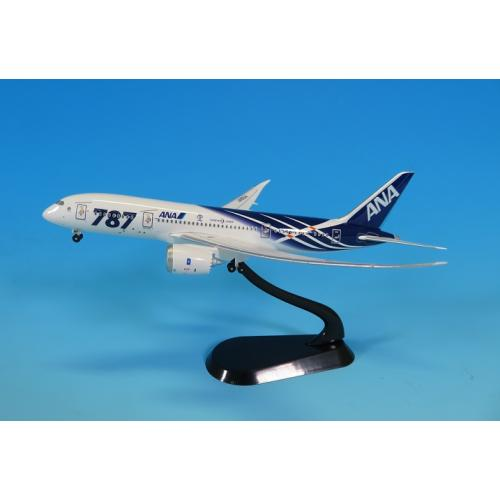 <ANAオリジナル>NH40114 1:400 BOEING 787-8 JA801A 特別塗装 ABS完成品