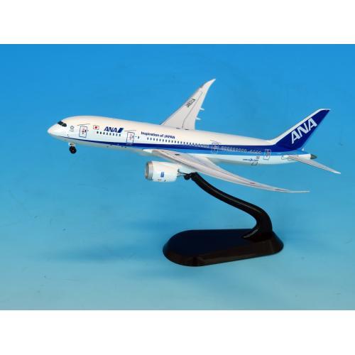 <ANAオリジナル>NH40116 1:400 BOEING 787-8 JA831A ANA塗装IOJ ABS完成品