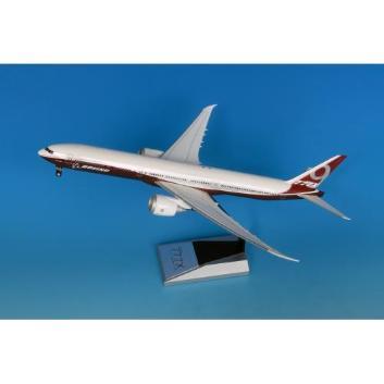 <ANAオリジナル>9X20101 1:200 BOEING 777-9 BOEINGハウスカラー 空中姿勢 完成品ソリッド(ギアつき)
