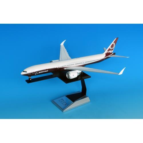 <ANAオリジナル>9X20102 1:200 BOEING 777-9 BOEINGハウスカラー 地上折りたたみ翼 完成品ソリッド(ギアつき)