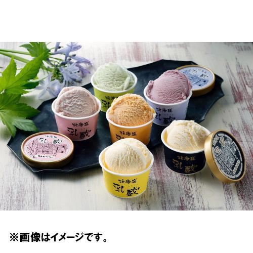 乳蔵 アイスクリーム 6種×2 12個
