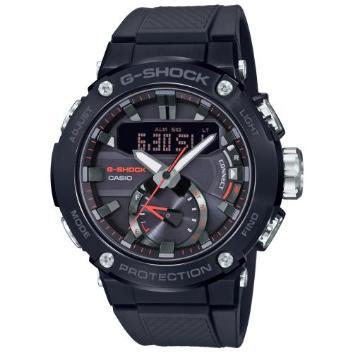<カシオ>G-SHOCK G-STEEL Bluetooth搭載 ソーラーウォッチ GST-B200B-1AJF