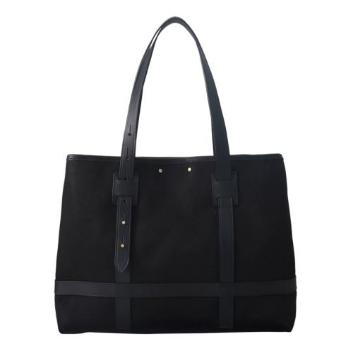 <クルーツ>DALBY CANVAS SAM BROWN TOTE