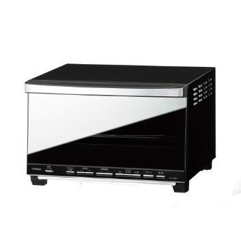<ツインバード>ミラーガラスオーブントースター(TS-D058B)