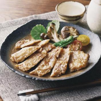 国産豚ロース西京白味噌仕立て8枚