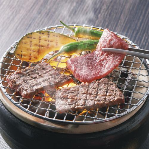 <肉の大橋亭>近江牛焼肉用