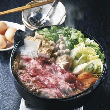 <米沢牛黄木>米沢牛すき焼詰合せ