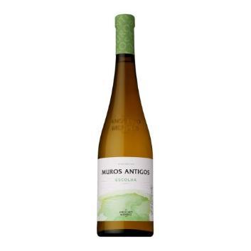 <アンセルモ・メンデス>ムロス・アンティゴス・エスコリャ【2018】(白ワイン)