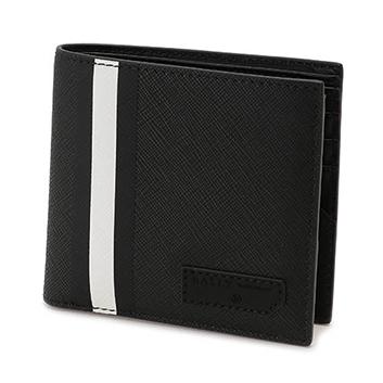 <BALLY>BRASAI.OF 2つ折財布