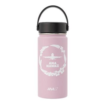 <ANAオリジナル>Hydro Flask ANA HAWAiiボトル&フリップキャップセット ライラック