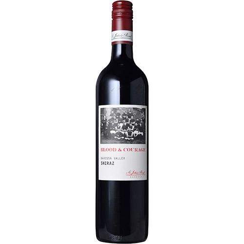 <セント・ジョンズ・ロード>ブラッド・アンド・カーリッジセラーズ【2017】(赤ワイン)