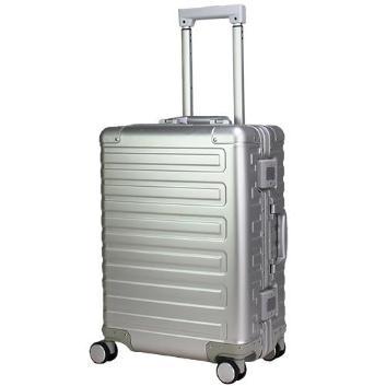 <トライデント>アルミスーツケース機内持込