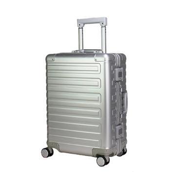 <トライデント>アルミスーツケース大型