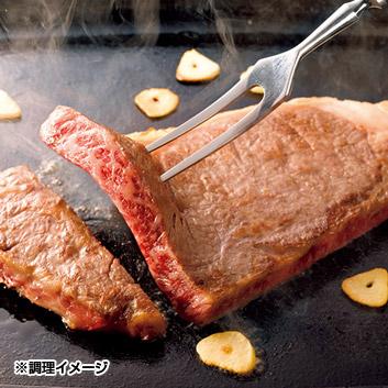 【高橋畜産】山形牛ロースステーキ 2枚