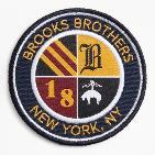 <ブルックス ブラザーズ>Brooks Brothers エンブレム パッチ