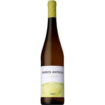 <アンセルモ・メンデス>ムロス・アンティゴス・ロウレイロ【2017】(白ワイン)