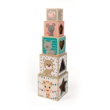 <Janod>キリンのソフィー・タワーブロック