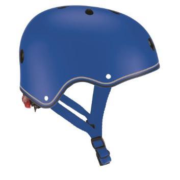 <GLOBBER>LEDライト付きヘルメット 45-51