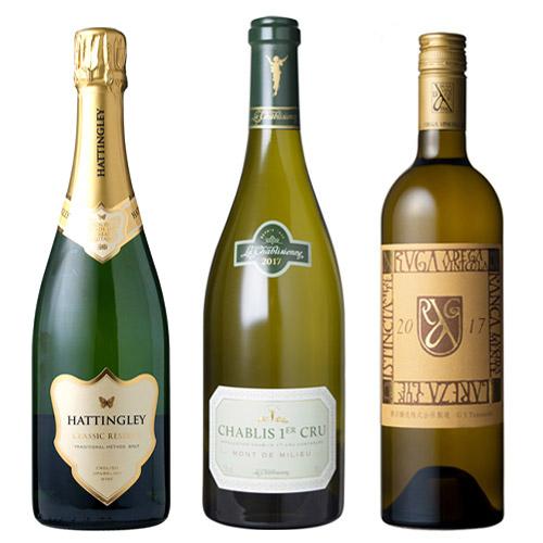 【送料無料】A-styleソムリエが選んだ、IWC受賞ワイン3本セット