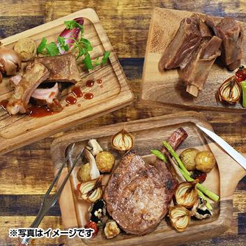 <ファイブミニッツ・ミーツ> ボーン・ボーン・ボーン~骨付き肉3種セット